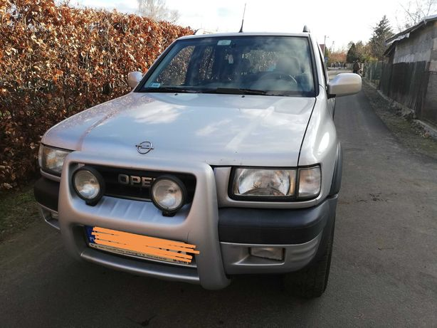 Opel Frontera B 3.2 V6 benzyna + LPG 2000r.