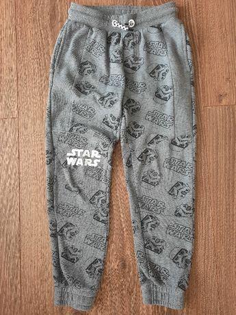 Spodnie oceplane Star Wars 134 chłopiec