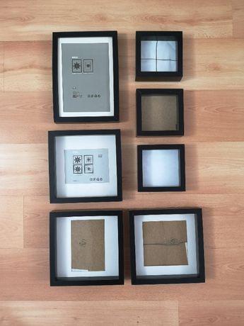 Molduras IKEA - Lote de 7 unidades