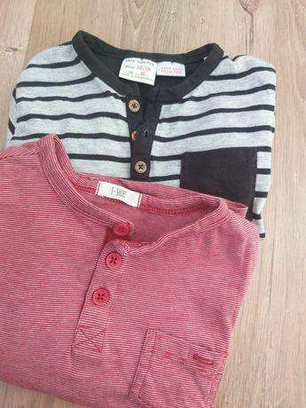 Bluzeczki Zara mango