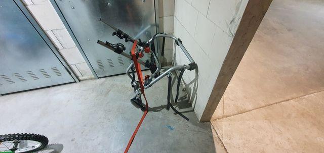 uchwyt na rowery na klapę