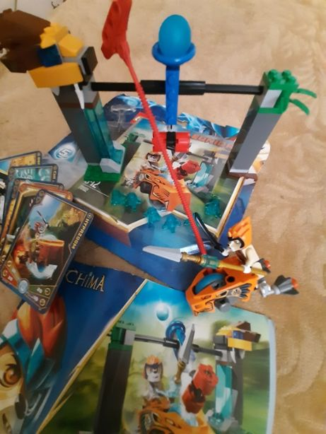 Lego Chima Водопад Чи 6-12 лет (оригинал)