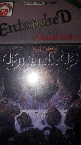 Entombed - Clandestine kaseta