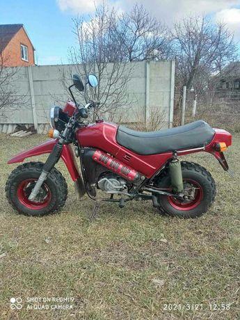 Мотоцикл Тула ТМЗ 5.952