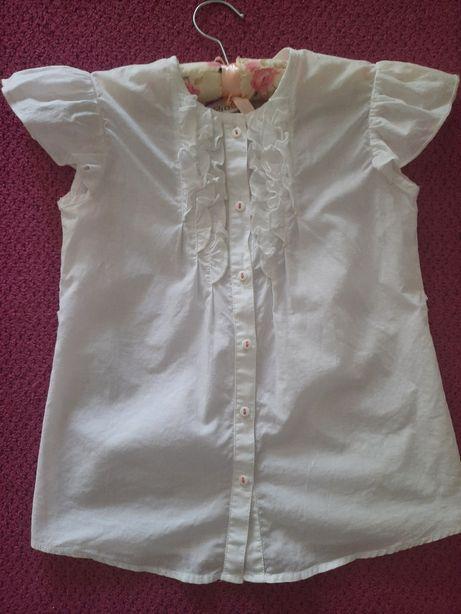 Хлопковая блузка BOGI 122/128
