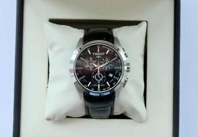 Мужские классические наручные часы Tissot couturier хронограф Япония