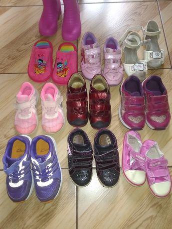 Взуття для дівчаток, обувь для девочки