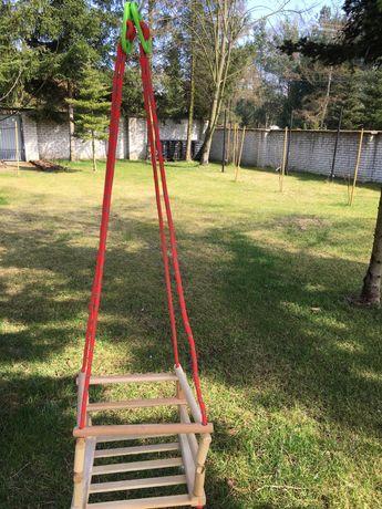 Huśtawka ogrodowa dla dzieci