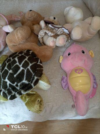 Peluches de bebê