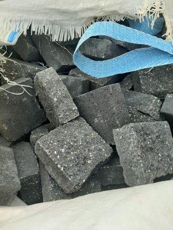 Kostka z kamienia łupanego,  taras , chodnik
