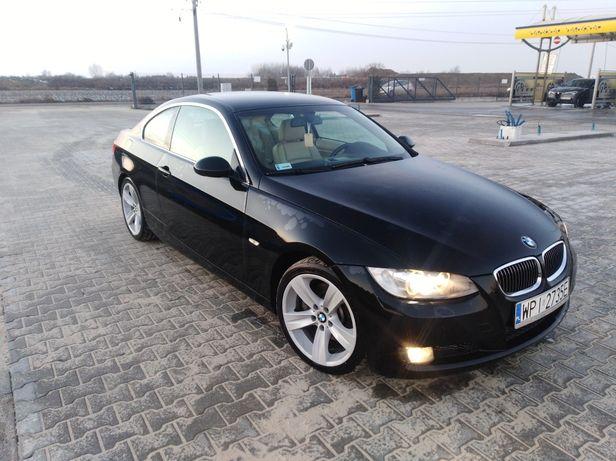 BMW E92 COUPE Zamiana na x3