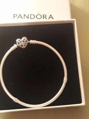 Pandora bransoletka 19 nowa