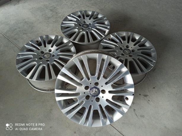 Диски 5х112 R18 Mercedes Benz Vito et56 7.5j