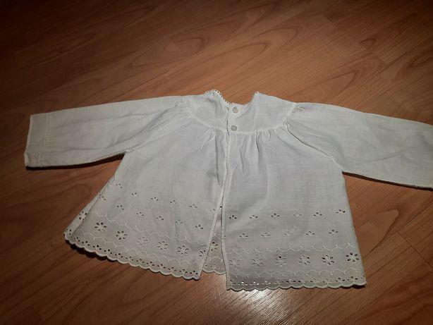 Haftowane ubranko dla lalki