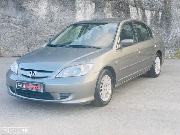 Honda Civic 1.3 IMA Exclusive