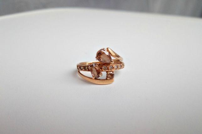 Кольцо женское золото 585 пробы