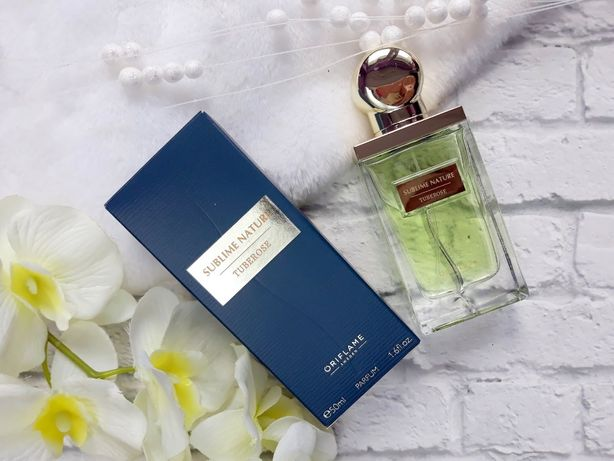 oriflame Perfumy Sublime Nature Tuberose
