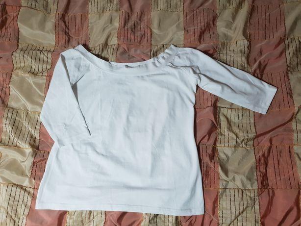 Bluzka z odkrytymi ramionami MISO