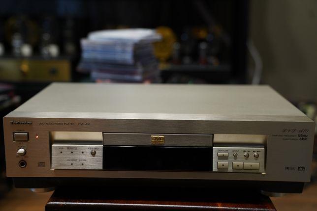 Technics DVD Audio/Video player DVD - A 10