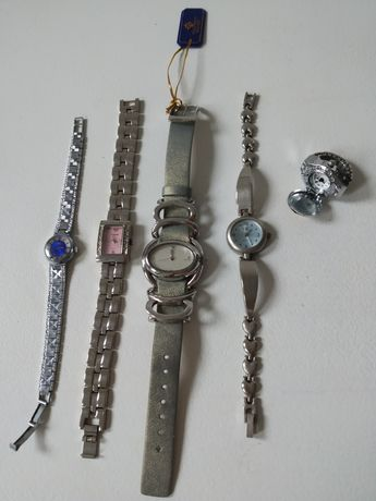 Stare zegarki na rękę, czajka