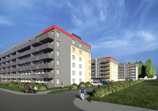 """Nowe mieszkanie nr 502 """"MODZELEWSKIEGO budynek C1"""" Białystok"""
