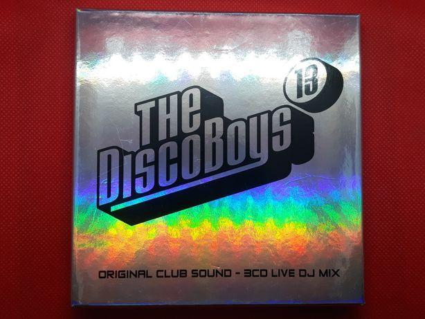 The Disco Boys Volume 13 3CD 2012r.