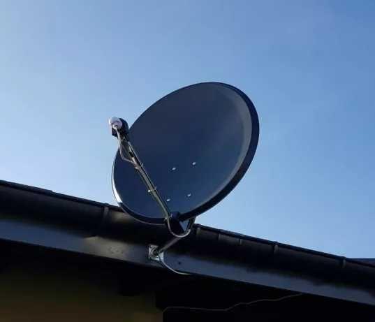 Montaż Anten Satelitarnych Naziemnych Ustawianie Ustawienie Serwis