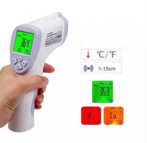 Инфракрасный термометр body temp температура тела и др. поверхности