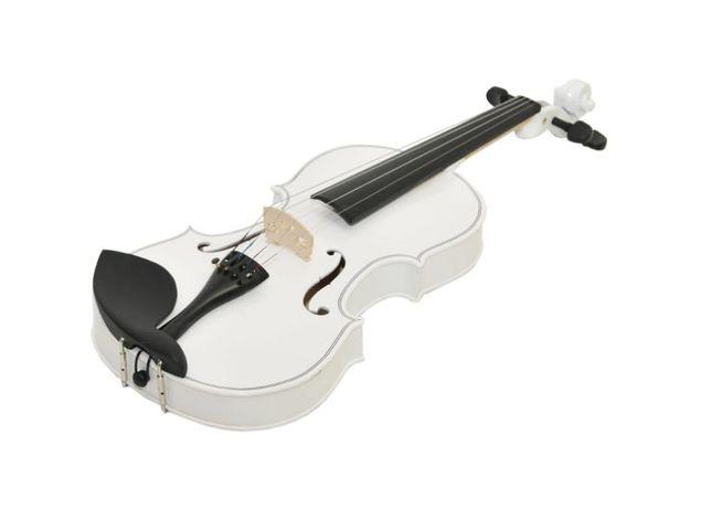 Skrzypce 4/4 Prima Soloist White