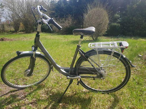 Holenderski rower Gazelle Orange Xtra - ŁADNY!!!Cena bez negocjacji!!
