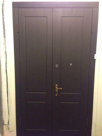 Установка входных дверей. Обшивка, обивка, утепление