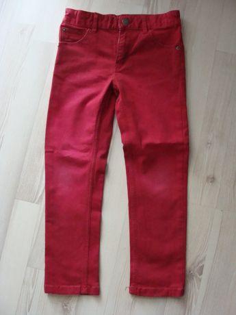 Spodnie jeansowe rozm.116