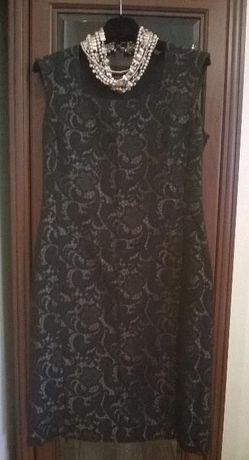 Elegancka sukienka wizytowa firmy VITO VERGELIS Fashion - Rozmiar 40