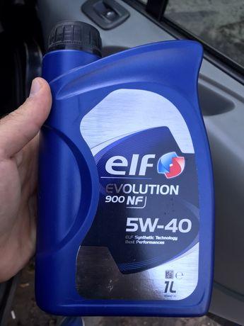 Продам масло ELF 5W40 1 литр
