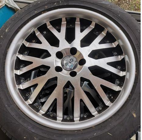 """Felgi 20"""" koła 285/45/20 Mercedes GL ML W164 X164 na lato ZAMIANA"""
