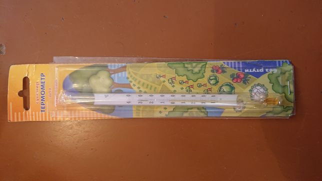 Термометр для садоводства