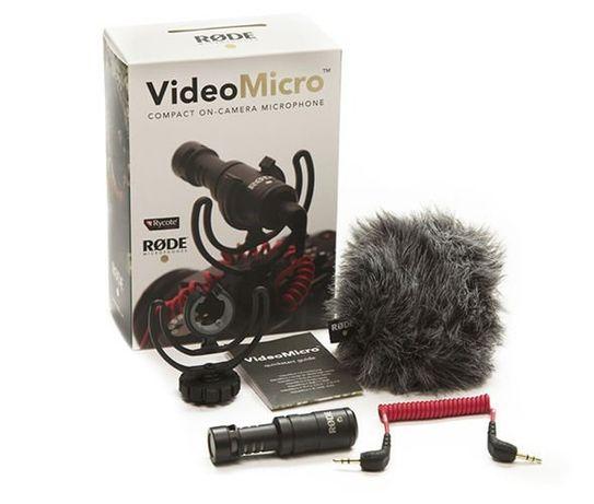 Rode VIDEO Micro Mikrofon do lustrzanki - Sklep Kraków