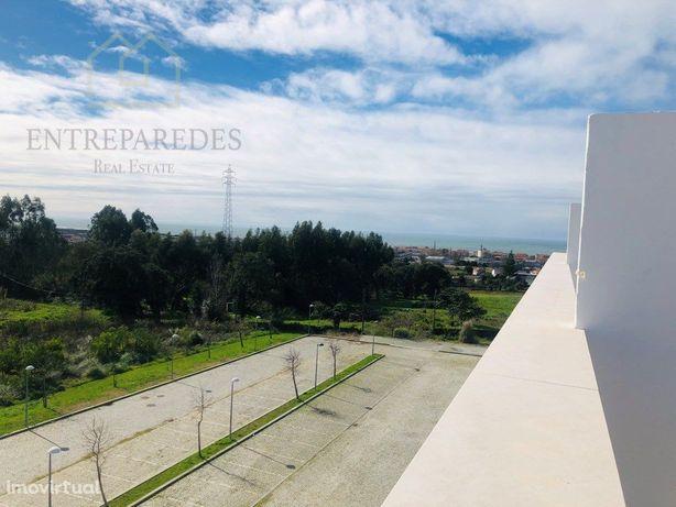 NOVO apartamento T2+1 Duplex com terraço em Espinho