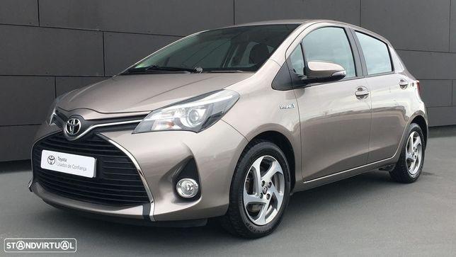 Toyota Yaris 1.5 Híbrido Comfort Pack Style