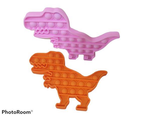 Диназавр поп ит Сенсорная игрушка антистресс POP IT