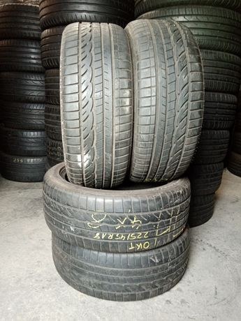 225 45 18 Dunlop SP Sport 01 Шины R18 Б.у 215/225/235/245-40/45/50/55