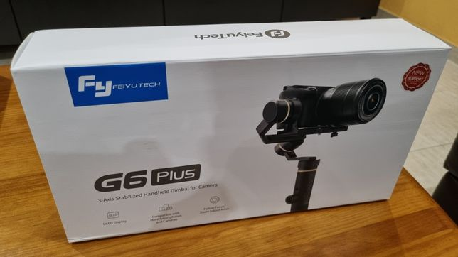 Establizador Gimbal Feyutech G6 Plus