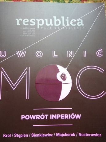 Журнал на польском языке respublica