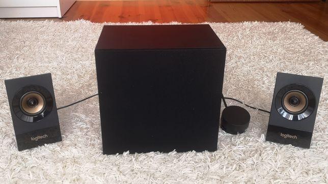 Głośniki Logitech Z533