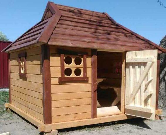 Дом для детей под заказ