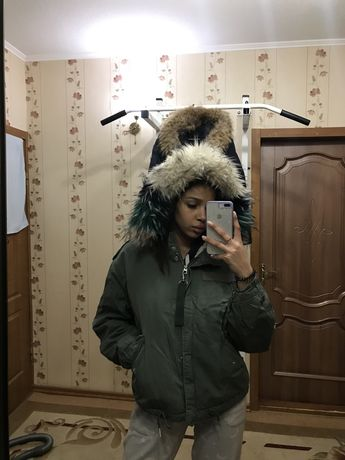 весення куртка