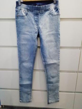 Spodnie coccodrillo ala jeansy