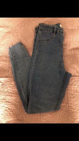 Spodnie skinny sinsay