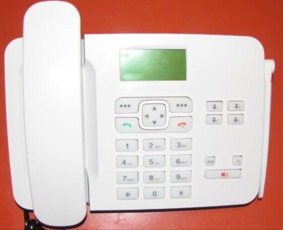 Nowy Telefon Stacjonarny GSM (na kartę sim) dla Seniora