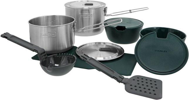 Набор туристической посуды Stanley 2-Pot Prep & Cookset marmot msr rab